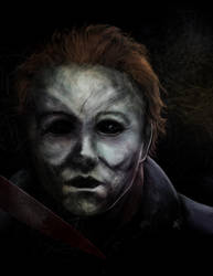 Michael Myers by HenryTownsend