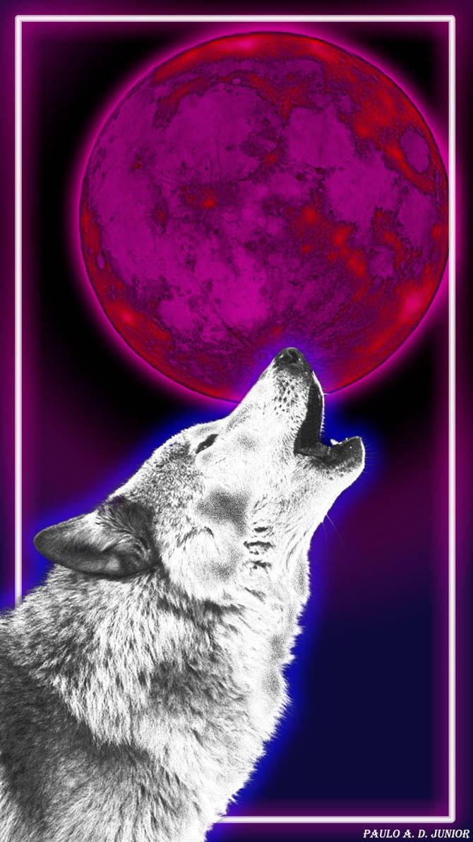 Wolf Neon by paulodjunior