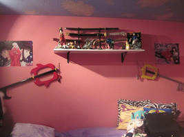 Pt2 Of My Pink Room by Kabuki-Sohma
