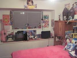 My Bedroom Pt1 by Kabuki-Sohma