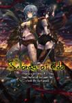 Swords of Edo Volume 3 Cover by SwordsofEdo