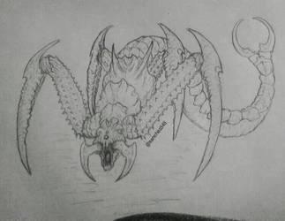 Crab Scorpion  by Sanchez15