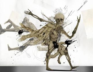 Anatomical Study by kimag3500