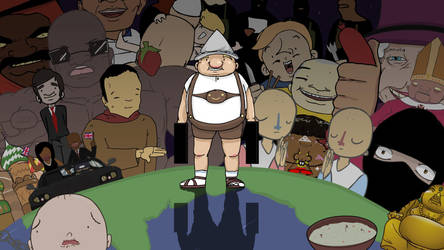 EGUML_Taboo  Character Cast by sqeezy