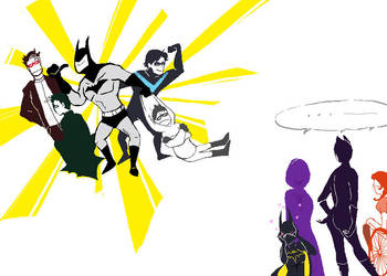 Get on the Batbus...not really by Beckx