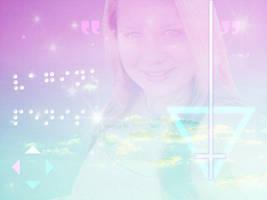 Digital Self-Portrait 2 by LyciaStorm