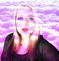Digital Self-Portrait 3 by LyciaStorm
