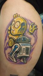 Star Wars Tattoo by LadyMidnight81