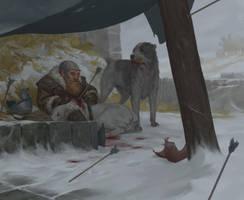 Winter story 1 by AKIMBLYA