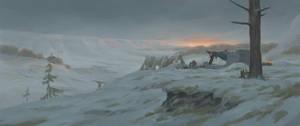 Winter story 2 by AKIMBLYA