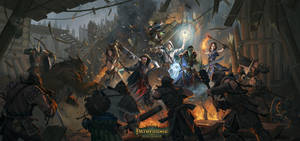 Pathfinder: Kingmaker by AKIMBLYA