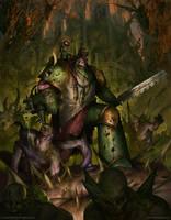 Plague Surgeon by AKIMBLYA