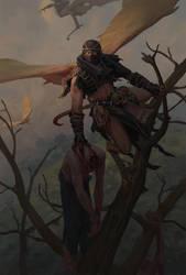 Hunters by AKIMBLYA
