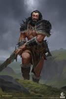 Pathfinder: Kingmaker - Armag by AKIMBLYA