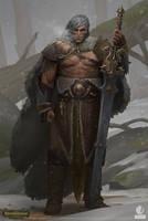 Pathfinder: Kingmaker - Ashman by AKIMBLYA
