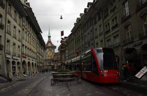 Bern - Marktgasse by locked-inside