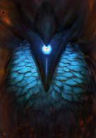 Crow by AlsaresLynx