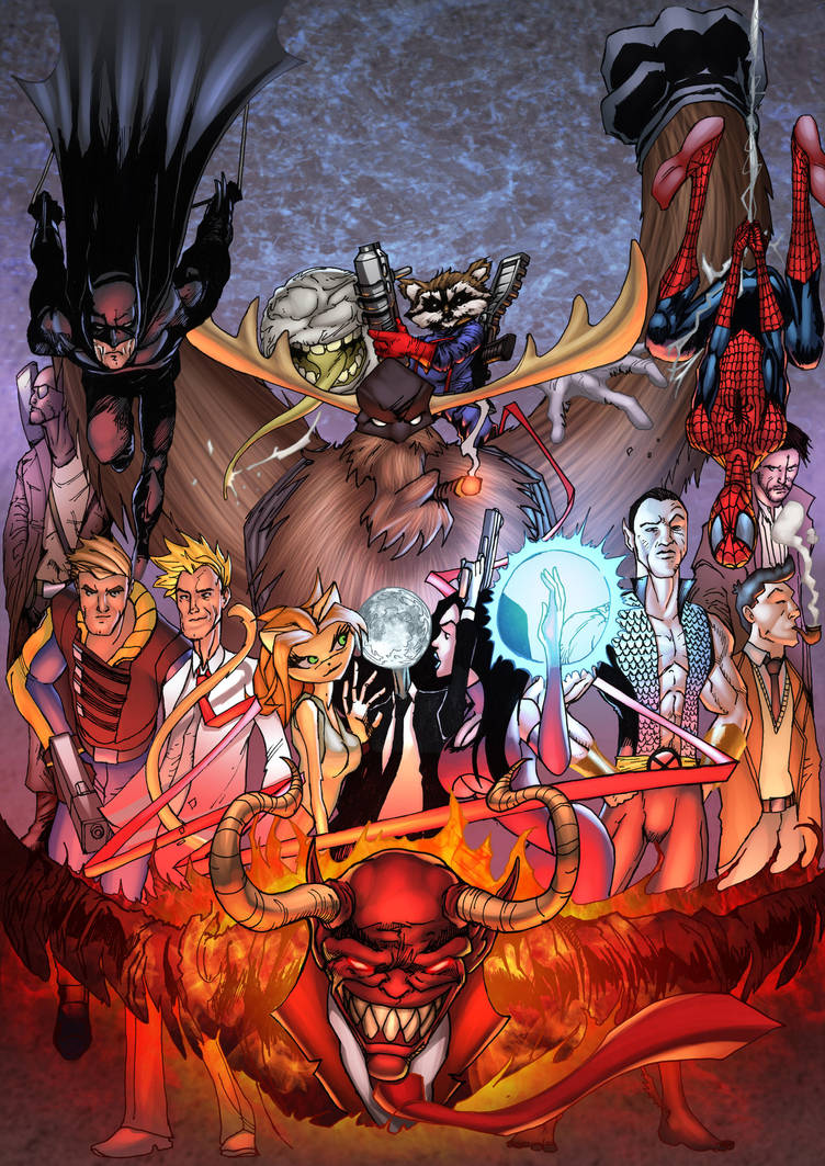 Demoncon Revised by Penners