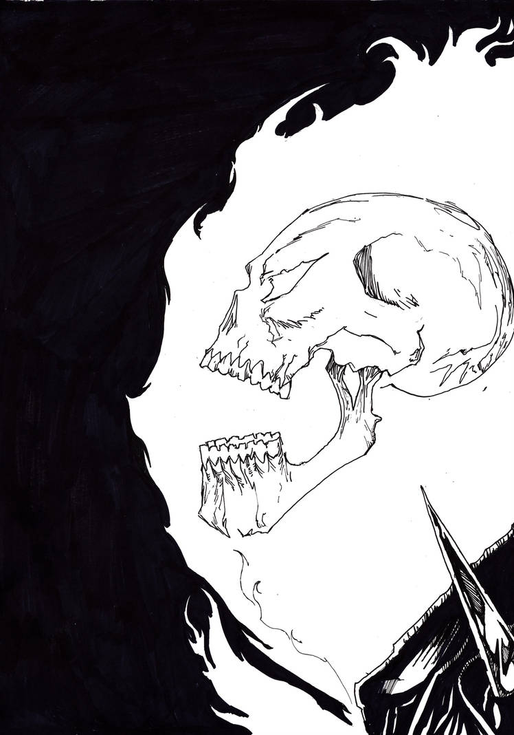 Ghost Rider by Penners