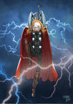 Moonty Thor by Penners