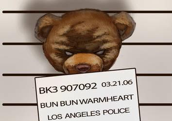 Bun Bun Warmheart Mugshot by Penners