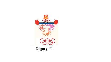 Calgary 2026 fan logo! by abbyelizabeth2007
