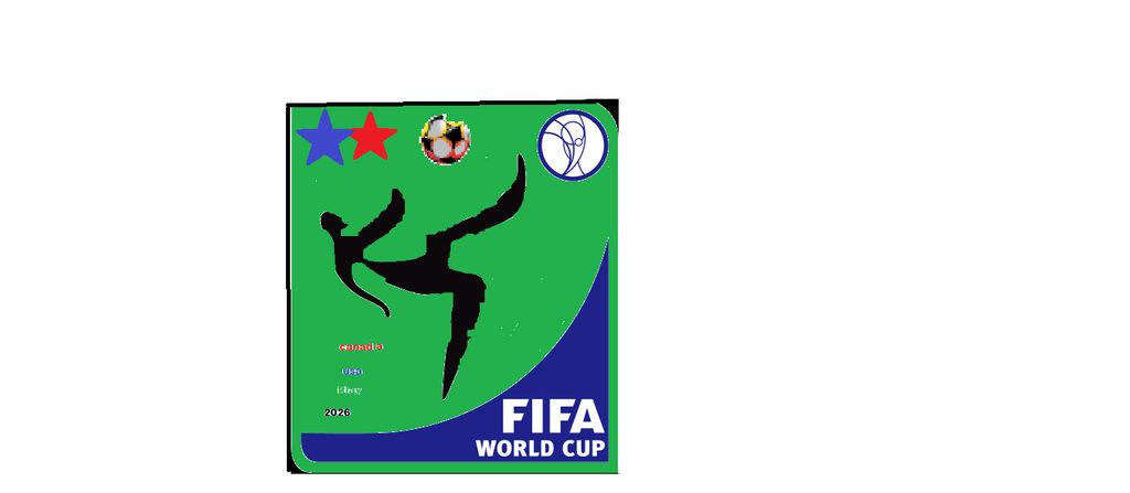 2026 world cup logo by abbyelizabeth2007