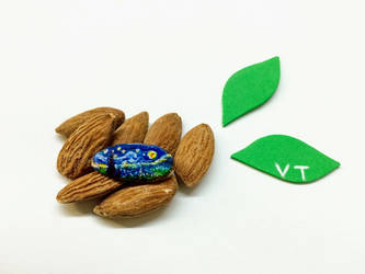 Starry in Almond by vt2000