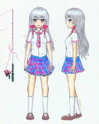 OC Yuuki by vt2000