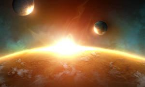 Desert Planet by Alienphysique