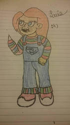 Chucky Fan Art by thevideogameguy95