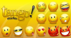 Tango Emotes by Furyo-kun