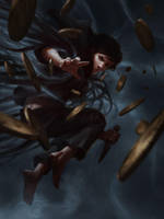 Mistborn by Castaguer93