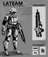LAT battle armour 02192013 by WarrGon
