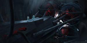 Alien TRANSPLANT by WarrGon