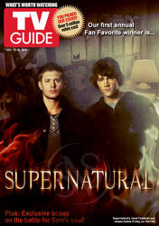 SN TV Guide Cover - Fanmade 5 by jessicarae24