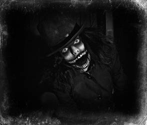 Babadook Halloween cosplay by Harpyimages