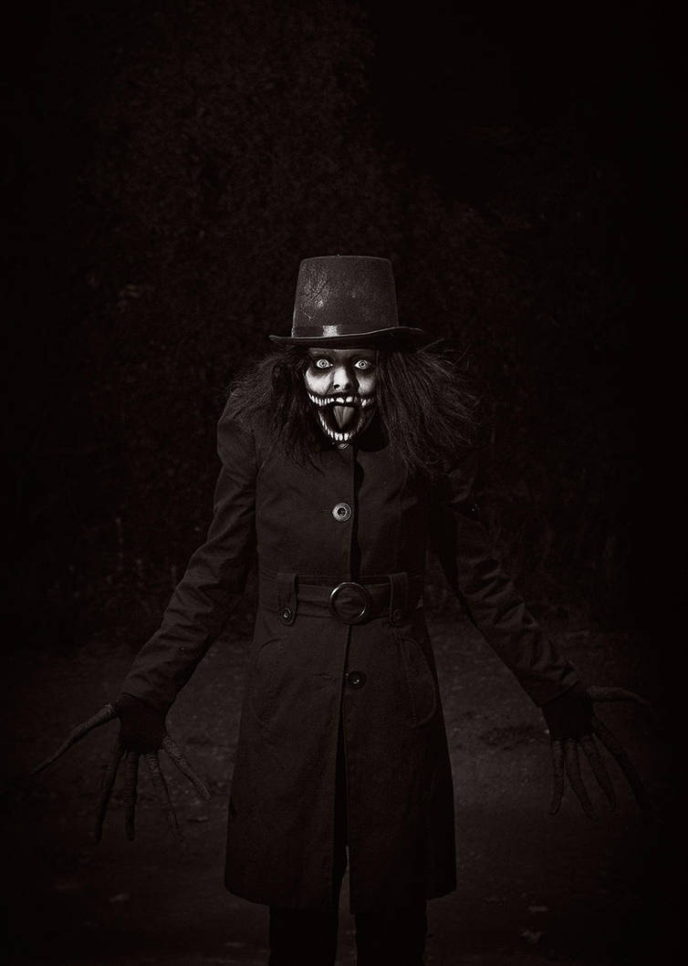 Babadook Halloween cosplay 2 by Harpyimages