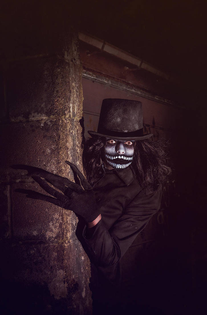 Babadook Halloween cosplay 3 by Harpyimages