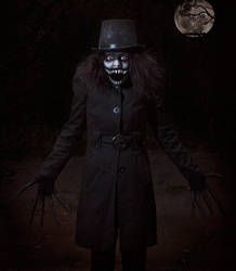 Babadook Halloween cosplay 4 by Harpyimages