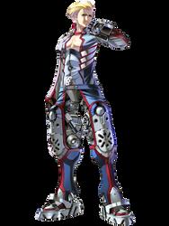 Xenosaga Episode III Ziggy by hes6789