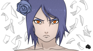 Konan by EienNoEquinox