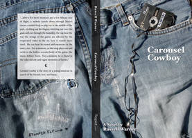 'Carousel Cowboy' Book Cover by troped