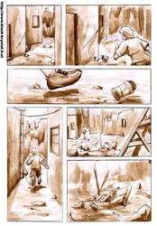 Butterfly - Page1 by Aelwine