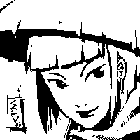 Oekaki - Rainy Day by Aelwine