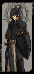 Dark Crusader by Aelwine