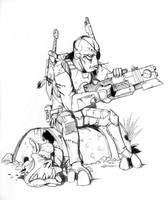 Veteran Tau by RAScarpate