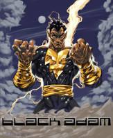 Black Adam by Flatliner74