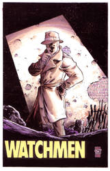 Rorschach Commission by ToneRodriguez