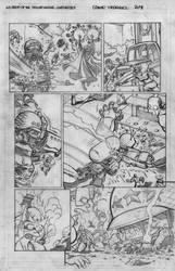 Simpsons Super Spectacular #16 pg2 by ToneRodriguez